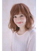 ハナ 千葉店(HANA)【HANA】伊藤功士 軽さのあるミディアム×ピンクアッシュ☆