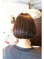 ローグヘアー 亀有店(Rogue HAIR)レトロボブ