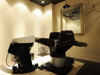 個室美容室 クラシック(Classic)の写真/◆本格的なスパを、自分だけの空間で贅沢に満喫◆個室でゆったりと寛いで、上質な時間をお過ごし下さい。