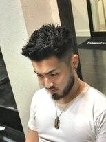 #barberstyle #fade #pompadour #Hommehair2nd櫻井