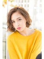 アッシュタカサキ(ash takasaki)スタイリングが簡単!大人かわいい無造作小顔ショート