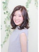 オーガニックサロン フェイス 梅田店(organic salon face)ブルージュボブディ