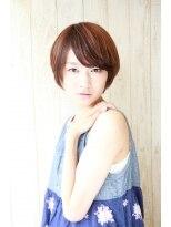 ◇大人×可愛いショートスタイル