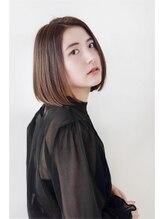 モッズ ヘア 上大岡店(mod's hair)艶めくスリークボブ 【DONNA 2007-08 A/W】