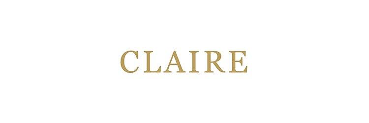 クレア(CLAIRE by GRAPEVINE)のサロンヘッダー