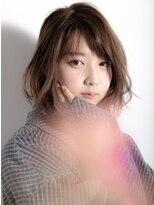 ヘアーフォトギフト(HAIR×PHOTO gift.)スウィートゆるふわミディ