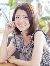 ハッチ ヘアーファクトリー 新所沢店(hacchi Hair Factory)☆☆オールマイティー美☆シルエット前下がりボブ☆☆