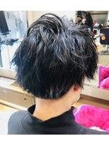 ゴッサムヘアー(Gotham Hair)爽快カジュアルマッシュ
