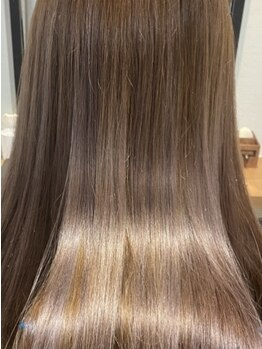 ヘアースパ カラマ(hair spa kalama)の写真/<技術サービス好評の口コミ多数>全国で選ばれた1%のサロンだけが取扱える毛髪の復元美容水【煌水キラスイ】