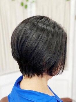 モスト(MOST)の写真/こだわりぬいた薬剤で、おひとりおひとりの髪質を見極めて、丁寧に染め上げます◆