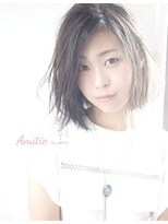 アンティエバイプレッティ(Amitie by pretty)外はね×透明感