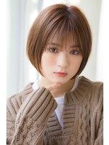 アンアミ オモテサンドウ(Un ami omotesando)【Un ami】《増永剛大》30代40代、乾かすだけでOKのショートヘア