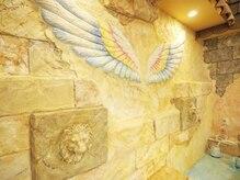 グランアージュ 柏西口店(grandage)の雰囲気(Angel Wings がある店内☆写真撮れますよ~☆【grand age柏】柏)