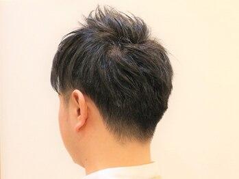 アバンテ(avante)の写真/美容室が苦手な男性も通いやすい☆一人ひとりの似合わせカットで、ON・OFFバランスとりやすいスタイルに!