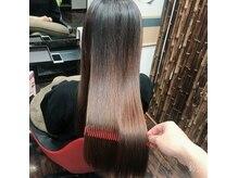 美容室 蓮(REN)の雰囲気(フォルムメイクトリートメントで素直な髪に。手軽な髪質改善もOK)
