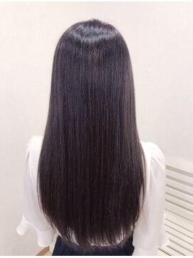 セシルヘアー 岡山駅前店(Cecil hair)手触り抜群さら艶ストレート☆