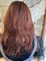 クレドガーデン 綾瀬店(CRED GARDEN)pink brown