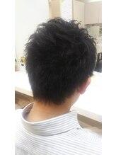 ヘアーメイク ピュア(hair make Pure)◆スーツスタイル◆