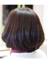 ソラ ヘアデザイン 別府店(Sora Hair Design)ふんわりウェーブボブ&ツヤツヤボブ