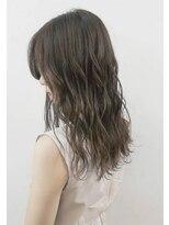 ソース ヘア アトリエ(Source hair atelier)【SOURCE】シアーアッシュベージュ