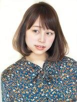 アフロートジャパン(AFLOAT JAPAN)大人可愛いワンカールボブ 【AFLOAT 忍 】