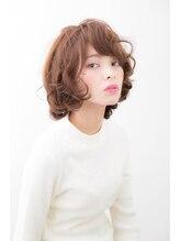 ヘアメイク パッセージ(hair make passage)ボヘミアンカーリー【PASSAGE相模大野店】
