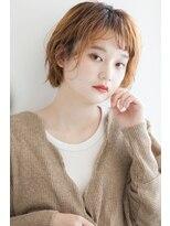 リル ヘアーデザイン(Rire hair design)【Rire-リル銀座-】外国人風大人ボブ☆