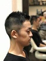 オムヘアーツー (HOMME HAIR 2)デザインボウズ.スポーツモード.buzzcut#Hommehair2nd櫻井
