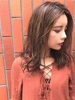 ヘアサロンエムピーズ イケブクロ(HAIR SALON M P's 池袋)セミウエットカジュアルロブ☆