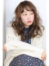ピース ヘアアンドエステ(Piece hair&esthe)イルミナカラー×デジタルパーマでヘルシーレイヤースタイル☆