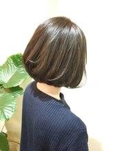 ヘアーガーデン オーパスリンク 池袋(hair garden Opus Link)*お手入れ簡単重めボブ*