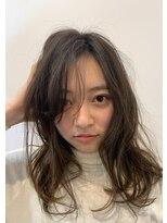 アワヘアー 表参道(awa hair)ちょびっツことりベージュ