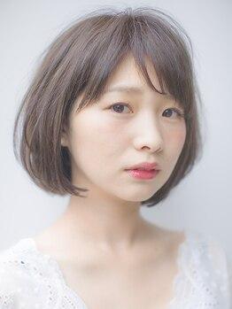 トーン 上大岡(tone.)の写真/お洒落に手を抜かない大人女性へ…♪明るさ・透明感・艶感をコントロールしナチュラルな仕上がりに!