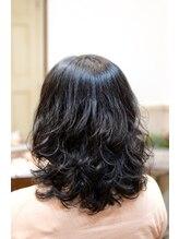 ヘアーアンドエステ ケイズ(HAIR & ESTHE KAYS)縮毛矯正 & デジタルパーマ