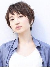ジェナ(Jena)すっきり小顔ショート 【jena】 担当 堀川 彩