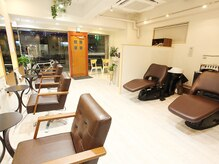 HAIR LOUNGE A:REST