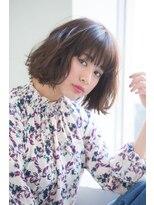 ジョエミバイアンアミ(joemi by Un ami)【joemi】小顔カット フリンジパーマ 大人ボブ (大島幸司)