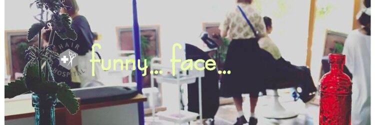 ヘアホスピタル ファニーフェイス(HAIR HOSPITAL funny face)のサロンヘッダー