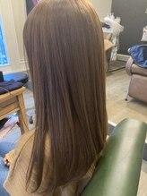 アンバー(amber)髪質改善トリートメント