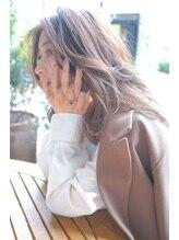リッシュグランデ(riche GRANDE by CHANDEUR)【髪質改善】フェミニンロング