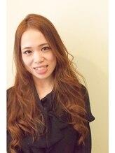 ヘアアンドメイク ニア 新石切店(Hair&Make Near)山田 千夏