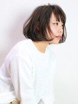 エトネ ヘアーサロン 仙台駅前(eTONe hair salon)柔らかいナチュラルボブ