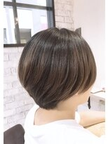 ルルカ ヘアサロン(LuLuca Hair Salon)LuLucaお客様☆スナップ まとまりショートボブ