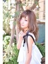 シンクヘアー(think hair by tori)☆think hair☆ 外国人風ドライウェーブ