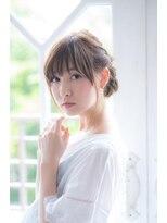 オーブ ヘアー ニア 御茶ノ水店(AUBE HAIR nia)ルーズこなれ感☆大人可愛いアレンジスタイル