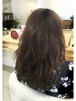 オーガニックヘアサロン ツリー(organic hair salon Tree)ふわミディー