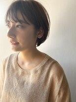 ソルト(Salt)Salt大久保◇柔らか beige short3