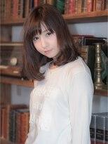 オーブ ヘアー コト 京都北山店(AUBE HAIR koto)王道の内巻きボブも脱力カールで今季流に♪