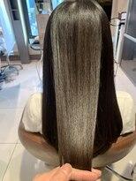 触れたくなる髪へ!髪質改善トリートメント!
