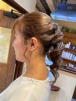 ジェイポイント ヘア クリニカ(J:POINT Hair CLINICA)ヘアセット